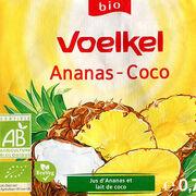 Boisson ananas-coco de VoelkelQuand les fruits racontent des salades