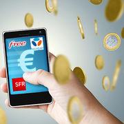 Bouygues Télécom, SFR et Free mobileHausse des tarifs mobiles et Internet