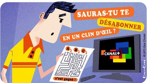 Canal Plus La Resiliation Un Peu Moins Cryptee Actualite Ufc