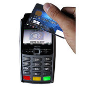 Carte de paiement sans contactLe Crédit agricole a la main leste