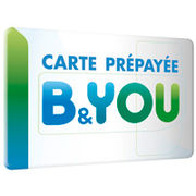 Carte prépayéeB&You passe un cap