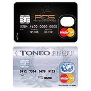 Cartes de paiement rechargeablesLibre service bancaire