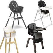 Chaises hautes pour enfantLa sécurité mise à mal sur certains modèles