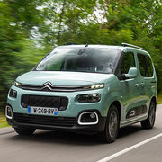 Citroën Berlingo (2018)Premières impressions