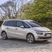 Citroën C4 PicassoPremières impressions