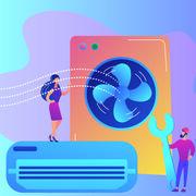 Vous et votre climatiseur (infographie)