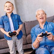 Les jeux vidéo recommandés pour les enfants