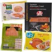 Contaminants dans le saumon fuméLes labels ont encore des progrès à faire