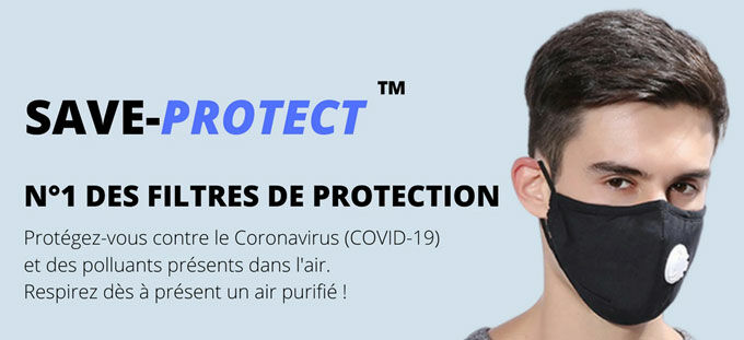visuel save protect coronavirus