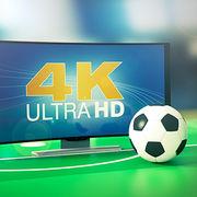 Coupe du monde de foot en 4KLe téléviseur ne suffit pas!
