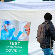 Covid-19Les tests antigéniques élargis aux cas contacts