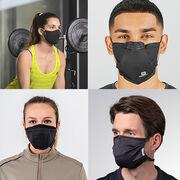 Covid-19Prise en main de 4 masques pour le sport