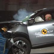 Crash test Euro NCAP - Nouveau protocole 2020