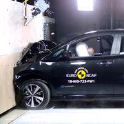 Crash tests Euro NCAP - La protection des cyclistes désormais prise en compte