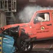 Crash testsMauvais scores pour les anciennes voitures