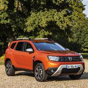 Dacia Duster (2021)Premières impressions
