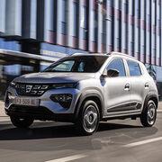 Dacia SpringPremières impressions