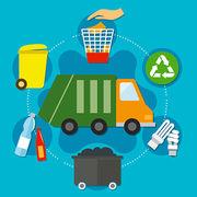 Déchets ménagers (infographie)Vous et le coût de vos déchets
