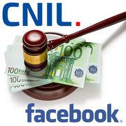 Données personnellesFacebook écope de 150 000 € d'amende