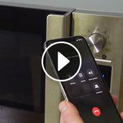 Étanchéité des fours à micro-ondes (vidéo)Le test du téléphone portable sert-il vraiment à quelque chose ?