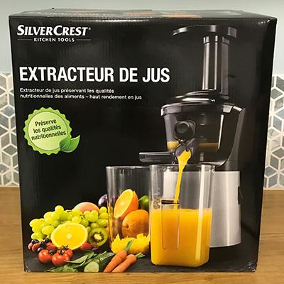 Extracteur De Jus Silvercrest Lidl Prise En Main