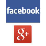 Facebook et Google+Moins de confidentialité