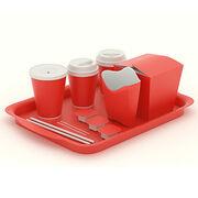 Fast-foodsDes composés indésirables dans les emballages