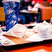 Fast-foodsLa quantité de déchets s'emballe