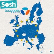 Fin du roaming en EuropeBouygues et Sosh gâchent la fête