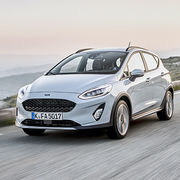 Ford Fiesta Active - Premières impressions