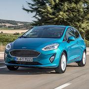 Ford Fiesta (2017)Premières impressions