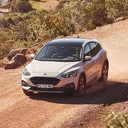 Ford Focus Active (2019)Premières impressions