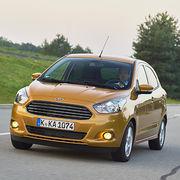 Ford Ka+Premières impressions