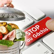 Gaspillage alimentaireLa lutte a lieu aussi sur Internet