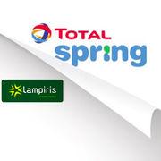 Gaz et électricitéLampiris devient Total Spring
