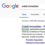 GoogleLes annonces commerciales encore plus discrètes