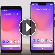 Google Pixel 3 et Pixel 3 XL (vidéo)Prise en main