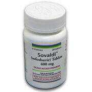 Hépatite CL'antiviral Sovaldi sur la sellette