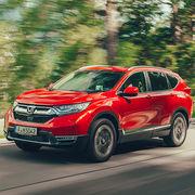 Honda CR-V (2018)Premières impressions