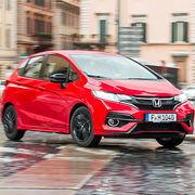 Honda JazzPremières impressions