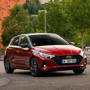 Hyundai i20 (2020)Premières impressions