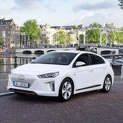 Hyundai IoniqPremières impressions