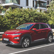 Hyundai Kona electricPremières impressions