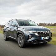 Hyundai Tucson (2021)Premières impressions