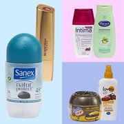Ingrédients indésirables dans les cosmétiquesTrois familles à bannir des rayons