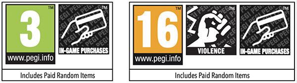 visuel jeux videos indication presence loot boxes