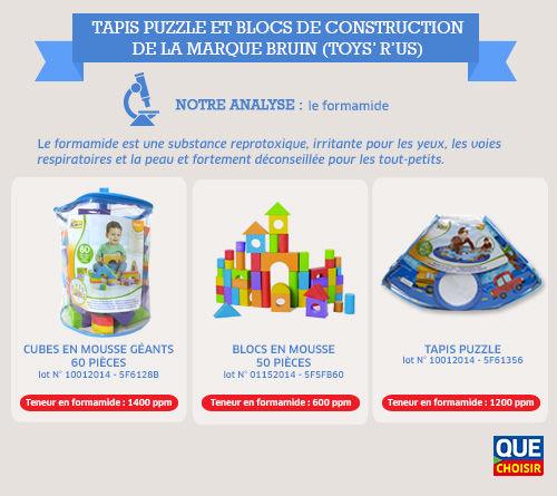 Jouets contaminés - Les calculs cyniques de Toys\'R\'Us - Actualité ...