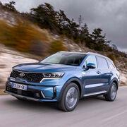 Kia Sorento hybride rechargeable (2021)Premières impressions
