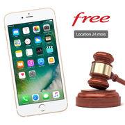 Location de smartphoneFree mobile condamné pour des frais injustifiés