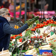 Marchés alimentaires - Vers une réouverture progressive